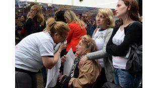 En un emotivo acto, Rosario recordó a las víctimas de la tragedia de Salta 2141