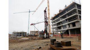 Las torres de Procrear registran un avance de 25% en su ejecución