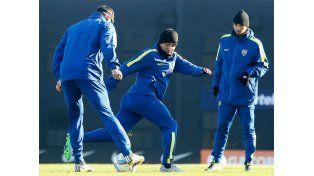 La Copa le resbala: Tevez y una caricia al alma del hincha de Boca