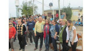 En un emotivo acto, quedó inaugurada la calle Gustavo Cerati en Paraná