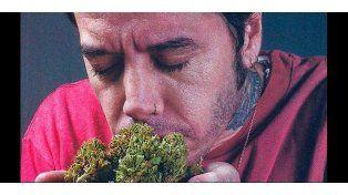 Sebastián Ortega: La marihuana me ayuda a conocerme mejor