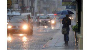 Alerta meteorológico para Santa Fe por tormentas fuertes y posible caída de granizo
