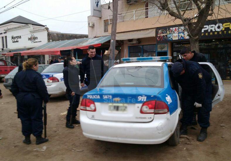 Detuvieron a un delincuente y frustraron el asalto a una vivienda