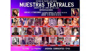 La fan de Susana Giménez hace debut como actriz en calle Corrientes
