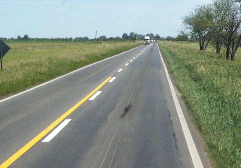 Dos personas fallecieron en un choque frontal en la ruta 34