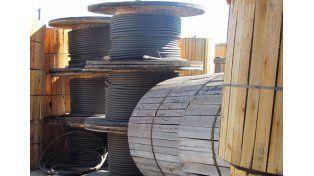 La EPE incorpora 300 mil metros de cables subterráneos
