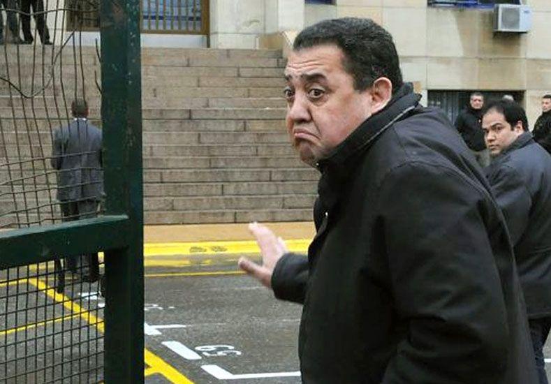 Luis DElía fue internado y será operado en las próximas horas