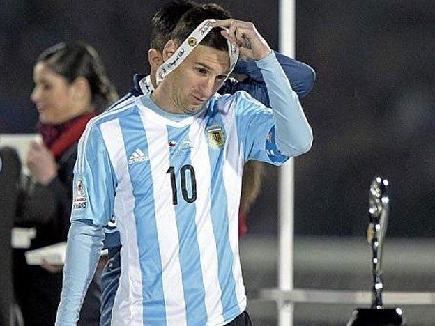 Martino afirmó que Messi no se bajó del amistoso ante México