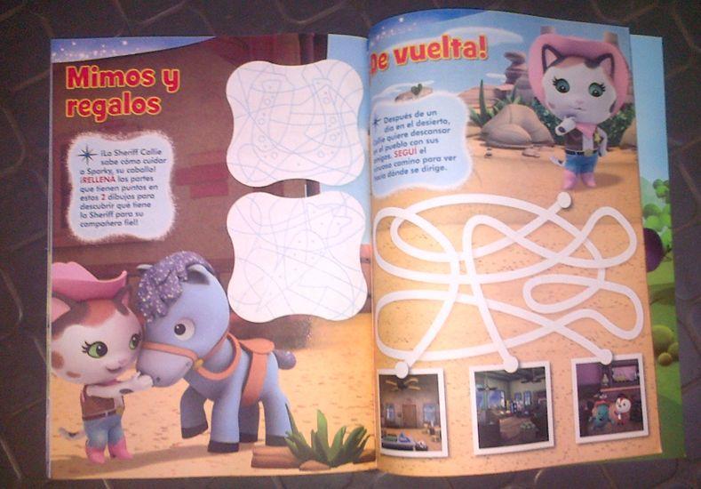 Pedí este martes la revista nº 14 de Disney Junior