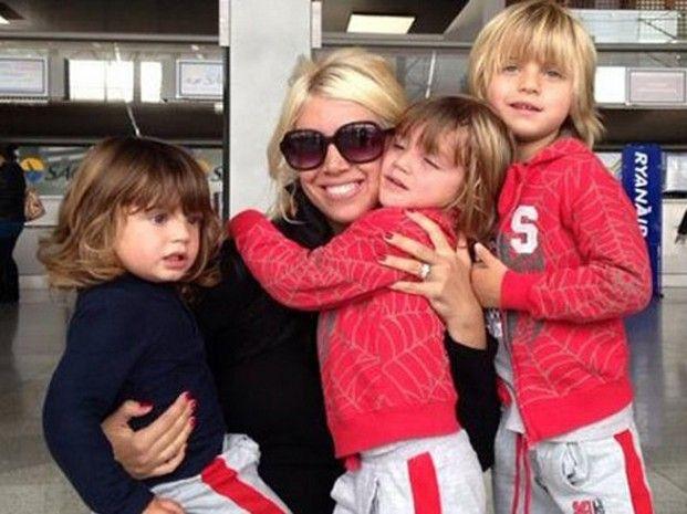 Wanda Nara acusó a Maxi de secuestrar a sus hijos: los tiene incomunicados