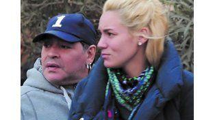 Confirmó su separación de Maradona y reveló el motivo