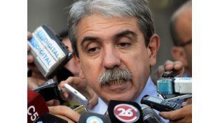 Aníbal presentó la denuncia penal y civil por las acusaciones de Lanata