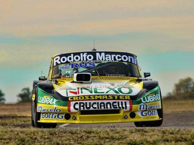 En una accidentada carrera, el Gurí Martínez ganó de punta a punta