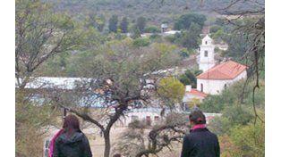 Villa la Punta. La adolescente fue abusada en esta localidad santiagueña.