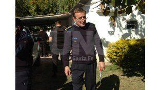 Detenido. Hugo Tognoli ya cumplió dos años y medio de prisión preventiva por la causa que tiene en Rosario. Foto: Manuel Testi / Diario UNO Santa Fe