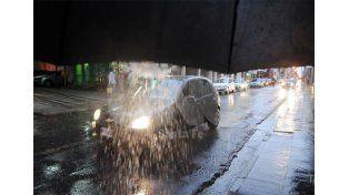 Alertan por probabilidad de tormentas y granizo en algunas zonas de la provincia