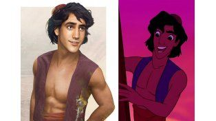 Aladín   Fuente: Pública   Facebook: Jirka Vinse / Disney