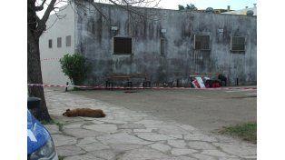 El lugar en donde fue ejecutado Ontiveros./ Gentileza de La Clave Digital de Coronda