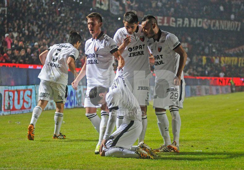 Colón hace seis partidos que no gana y por ello urge obtener una victoria en el choque ante el Rojo. UNO/Manuel Testi