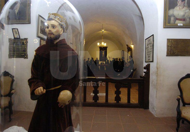 Un ícono. El complejo ubicado en el barrio Sur de la ciudad data de la segunda mitad del siglo XVII./ Manuel Testi.