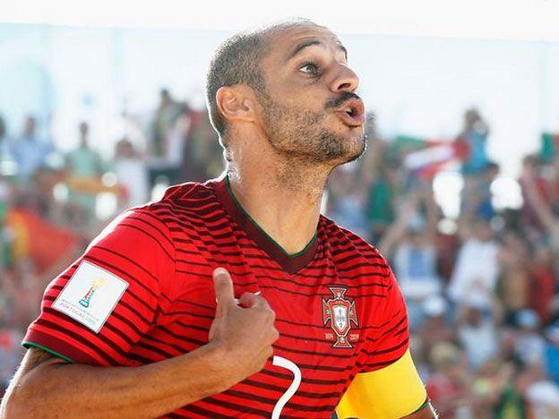 ¡Una joyita! Éste es el mejor gol del Mundial de Fútbol Playa 2015