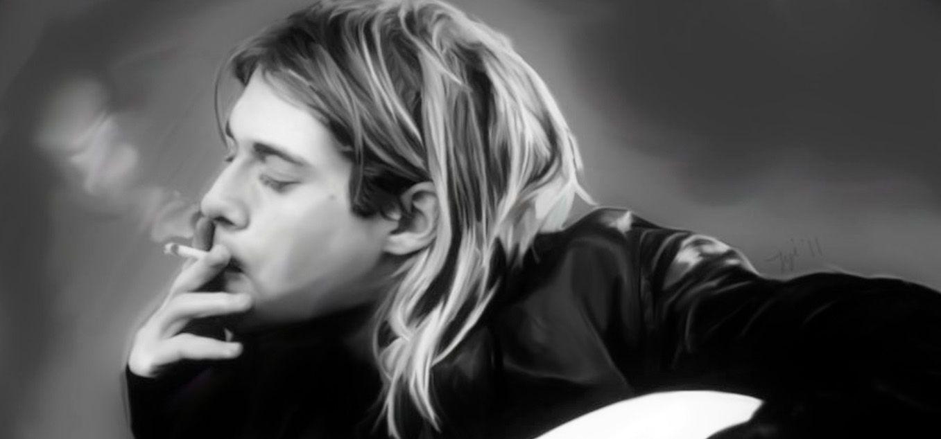 Las fotos de Kurt Cobain que su familia no quiere mostrar