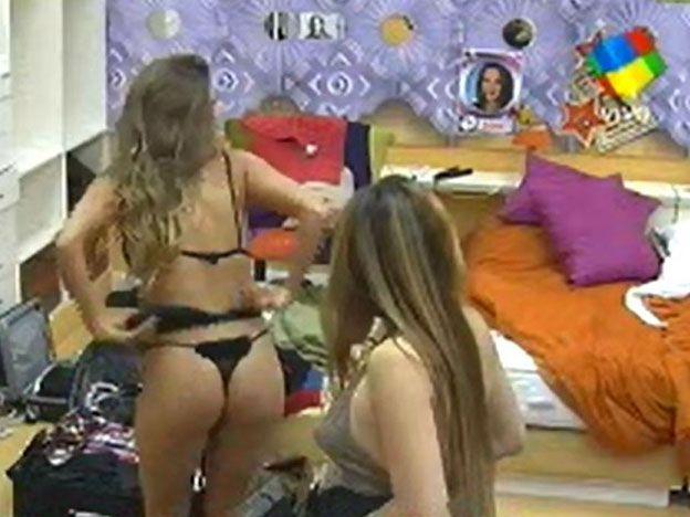 Florencia Zaccanti entró a Gran Hermano y ya hizo topless