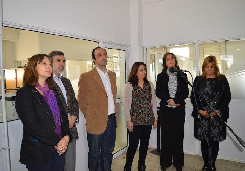 Inauguraron una Sala de Situación de Salud en la Municipalidad de Santa Fe