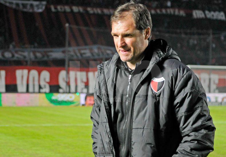 Darío Franco se mantuvo firme respecto a la propuesta del equipo