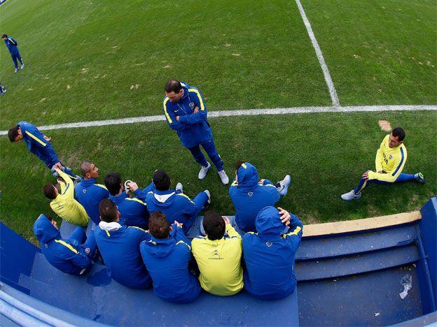 Fptos: Boca Juniors