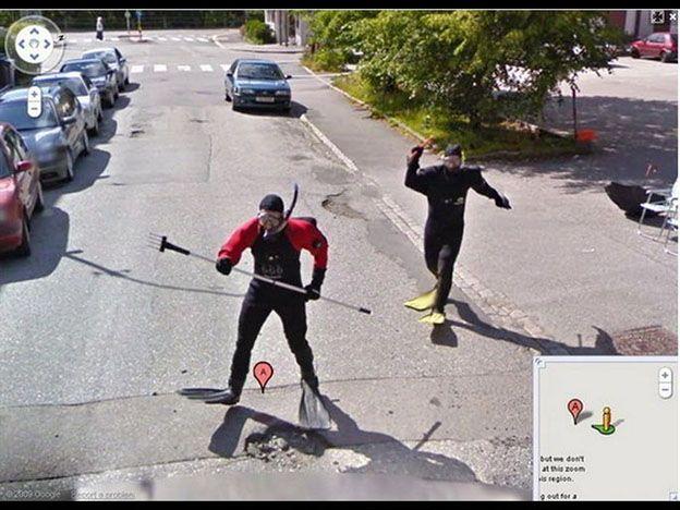 Alguien no ha usado Google Maps…