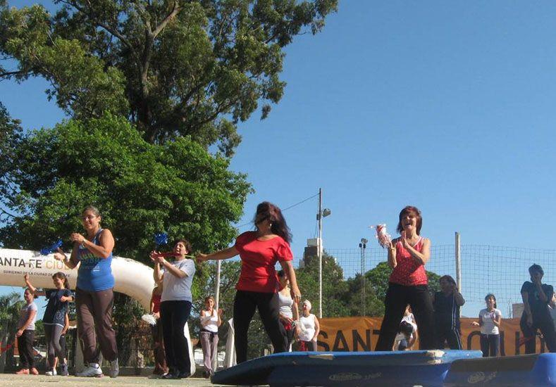 El Centro de Deportes Costanera ofrece un completo servicio gratuito para hacer actividades