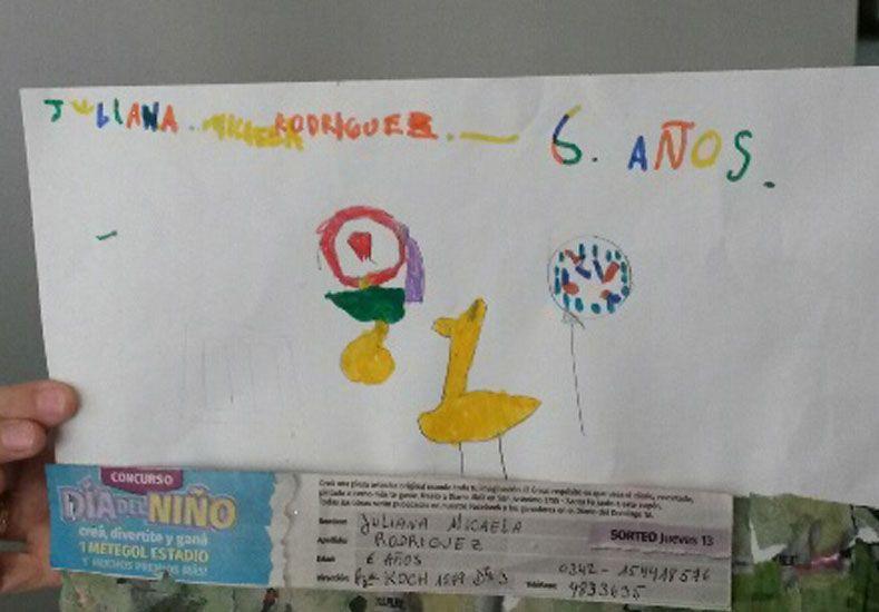 Concurso del Día del Niño de Diario UNO