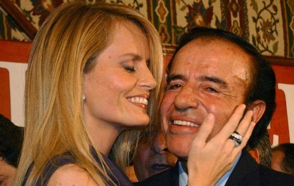La irregularidad estaría dada en que el inmueble no había sido declarado por el entonces matrimonio Menem-Bolocco.