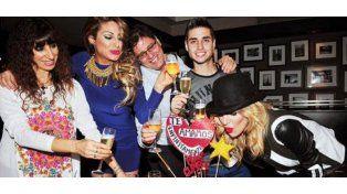 Victoria Xipolitakis de fiesta tras el vuelo del escándalo