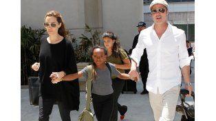 La tristeza de Angelina Jolie y Brad Pitt por una de sus hijas