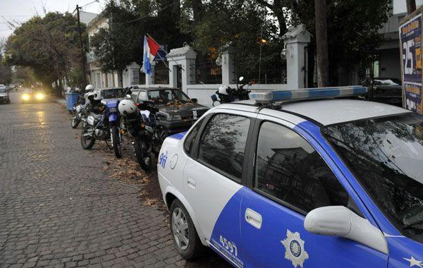 El Jefe de la Seccional 9ª fue detenido hoy por presunta falsificación de documentos.