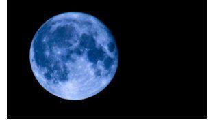 El viernes habrá luna azul