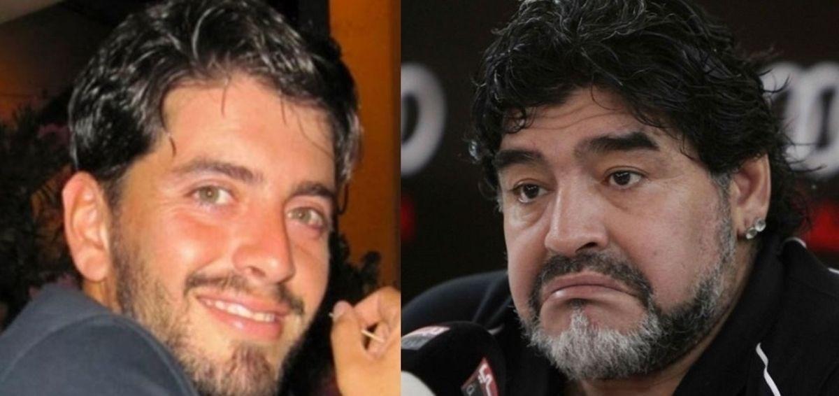 Diego Jr le contestó a Maradona: Nunca dije que quería verlo muerto