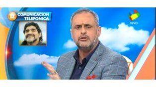 Diego Maradona: La única que quería verme vivo era Gianinna