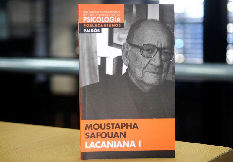 Este jueves pedí el libro de Moustapha Safouan, Lacaniana I