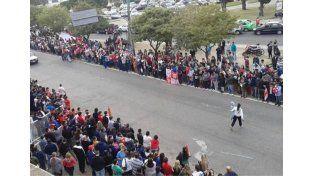 Último adiós a Diego Barisone: el cortejo fúnebre pasará por la cancha de Unión