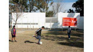 Finalizaron el nuevo Centro de Salud de Varadero Sarsotti de Santa Fe