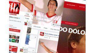 Unión recuerda a Diego Barisone y le rinde homenaje en las redes sociales