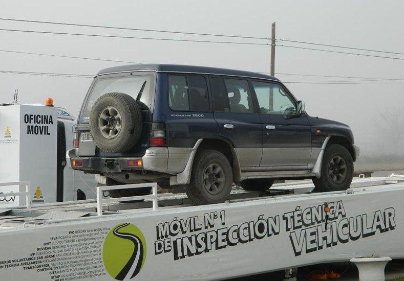 El Taller Móvil de RTO suma nuevas localidades del norte para realizar revisiones técnicas