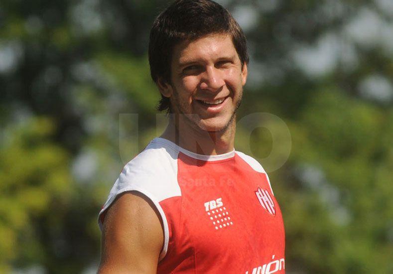 el ex jugador de Unión/ Juan M. Baialardo.
