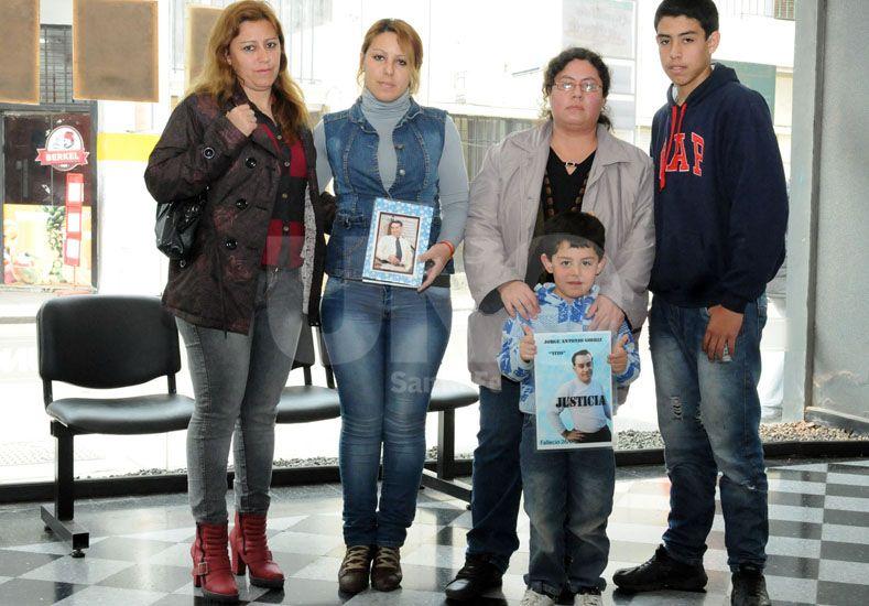 Piden justicia por el taxista Jorge Goiriz