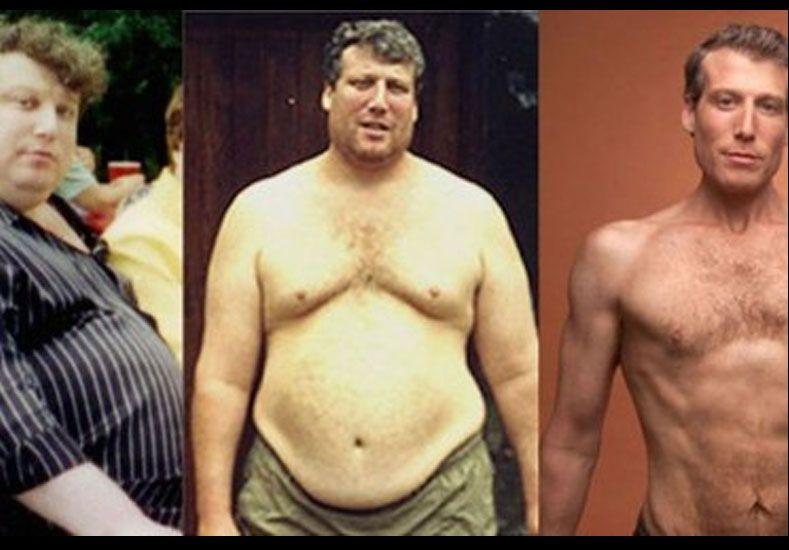 Las siete cosas que hizo para perder 99 kilos sin hacer dieta