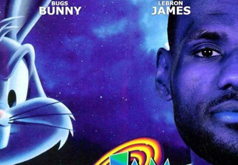 LeBron James es la estrella de Space Jam 2