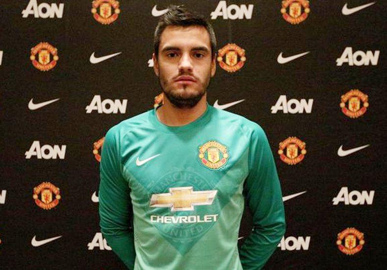 Sergio Romero es el nuevo arquero del Manchester United